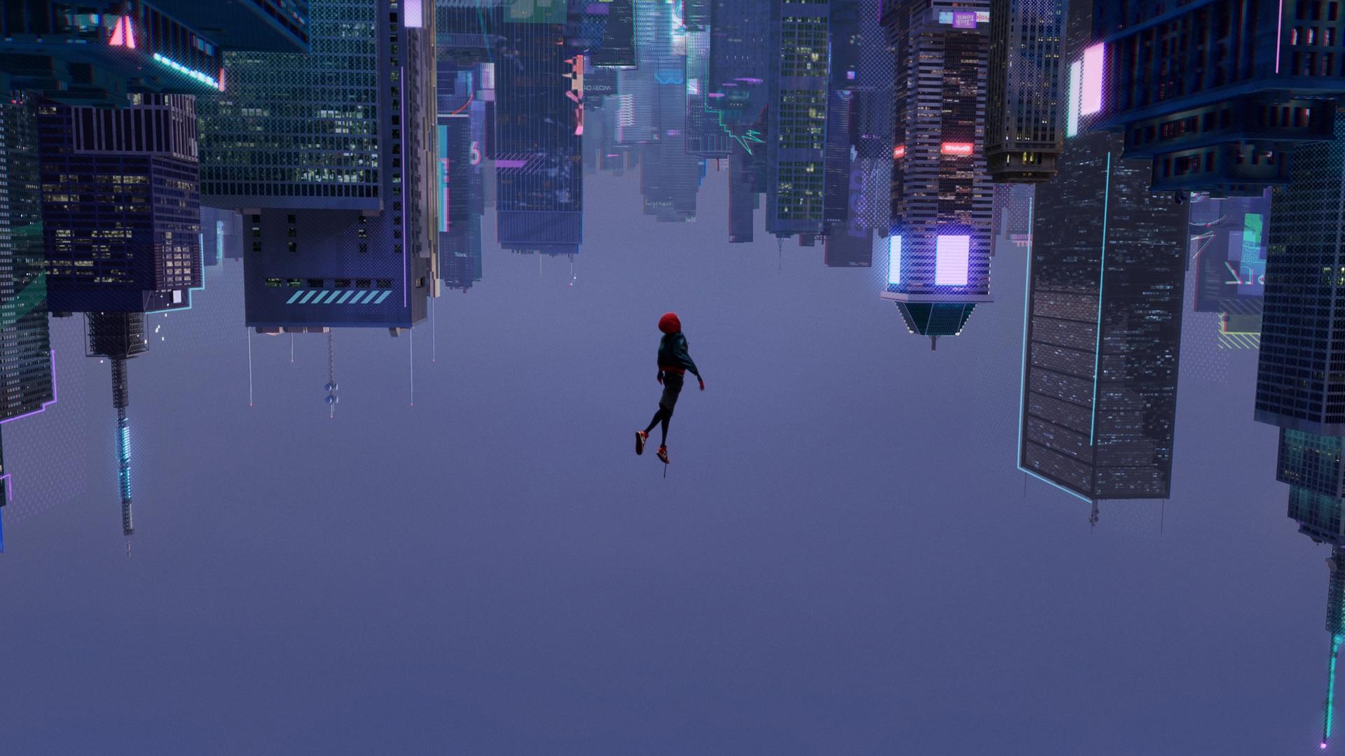 LEGO Movie y Spider-Verse