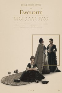 The Favourite Poster