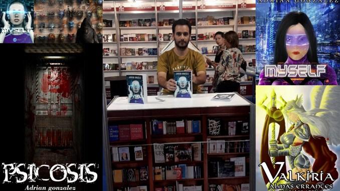 Entrevista al escritor argentino Adrián González