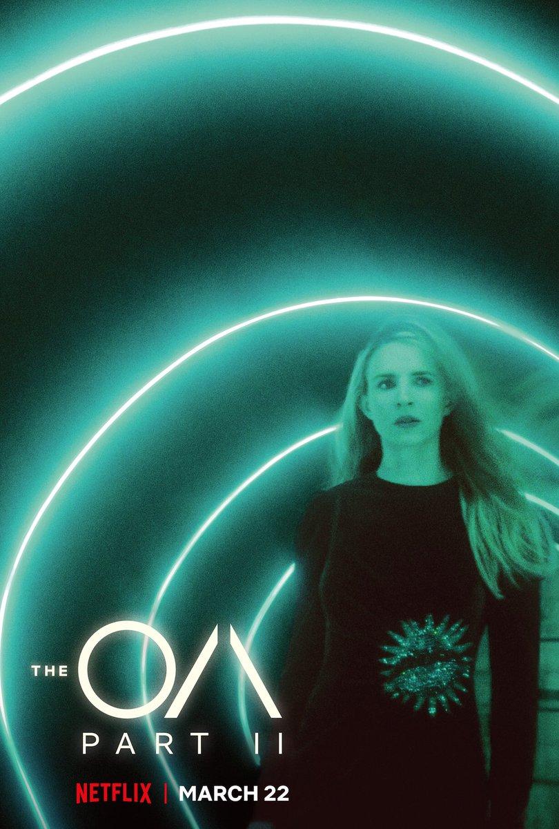 The OA - Parte II: Imágenes y avance de la segunda entrega