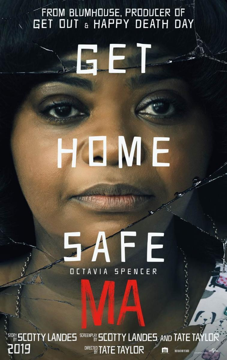 MA: Avance del film de terror protagonizado por Octavia Spencer