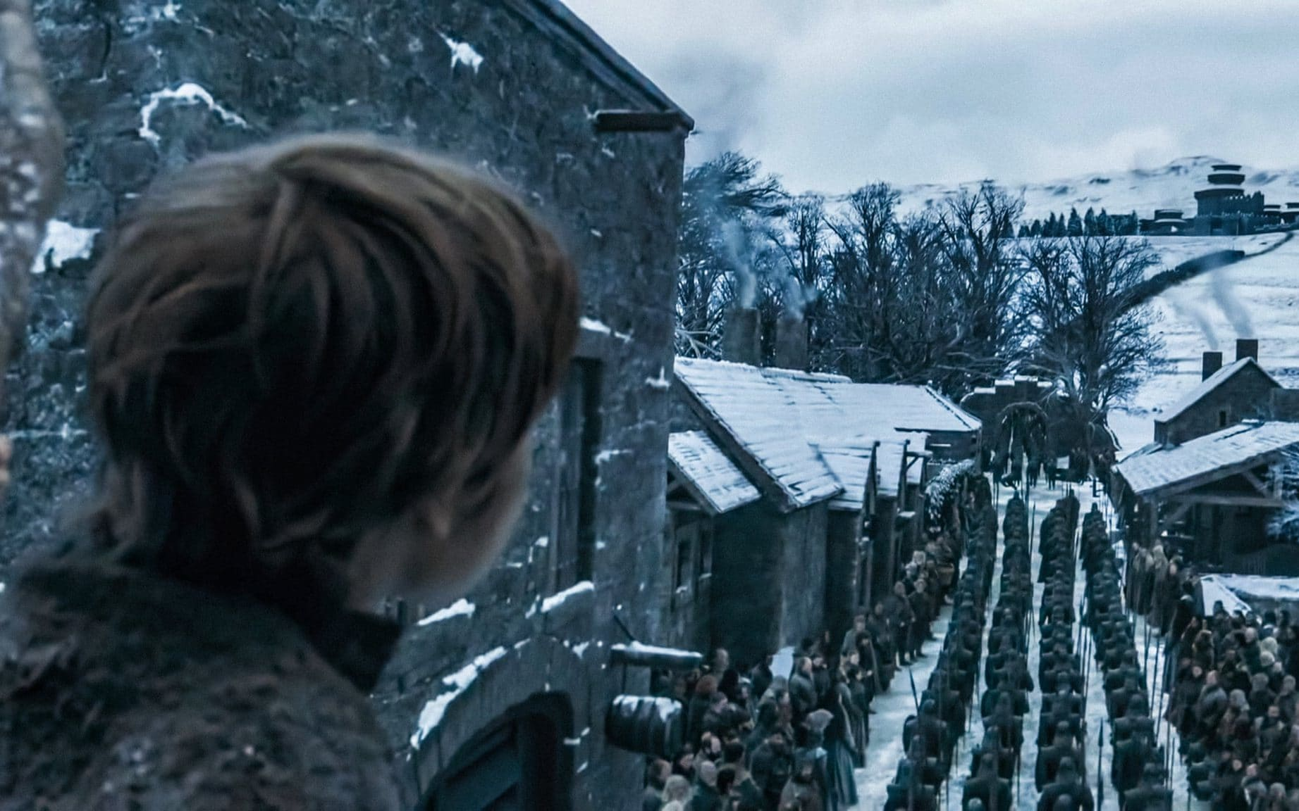 Game of Thrones: Winterfell (T8xE01)