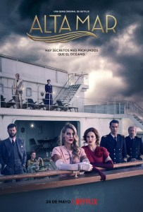 Alta Mar Poster