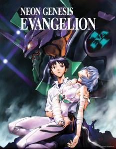 Evangelion Netflix Poster