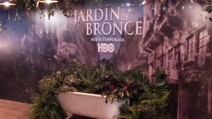 El Jardín de Bronce