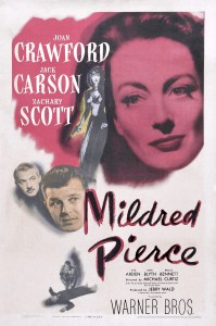 Mildred Pierce 1945 - Poster
