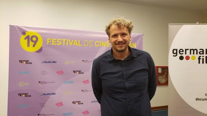 """Marcus H. Rosenmüller director de """"Trautmann"""""""