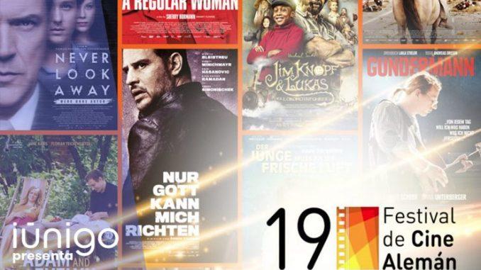 19° edición del Festival de Cine Alemán