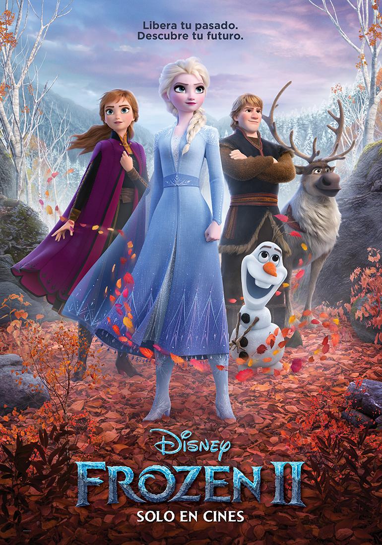 Frozen 2_Póster oficial
