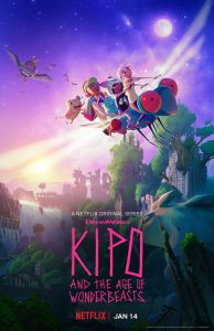 Kipo and the Age of Wonderbeasts - Poster