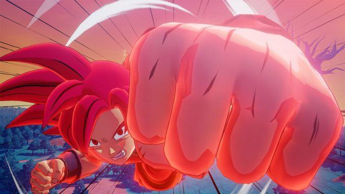"""Sale el primer DLC de """"Dragon Ball Z: Kakarot"""""""
