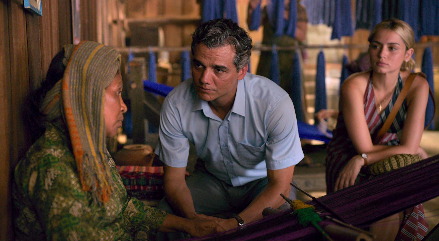 [REVIEW] Sergio: Amor en tiempos de conflicto internacional
