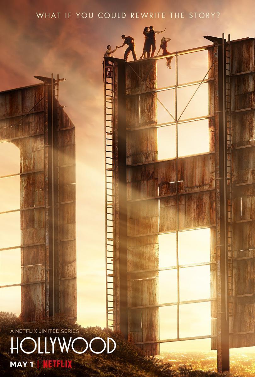 Hollywood: La glamorosa miniserie de Ryan Murphy para Netflix