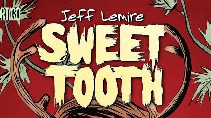 Sweet Tooth: Netflix producirá una adaptación del cómic escrito por Jeff Lemire