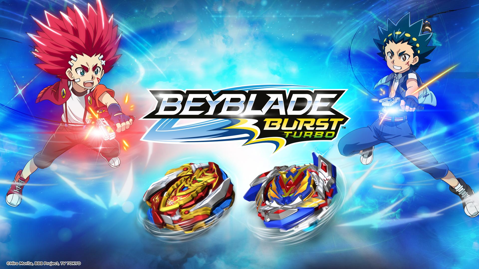 Beyblade Burst Turbo 1