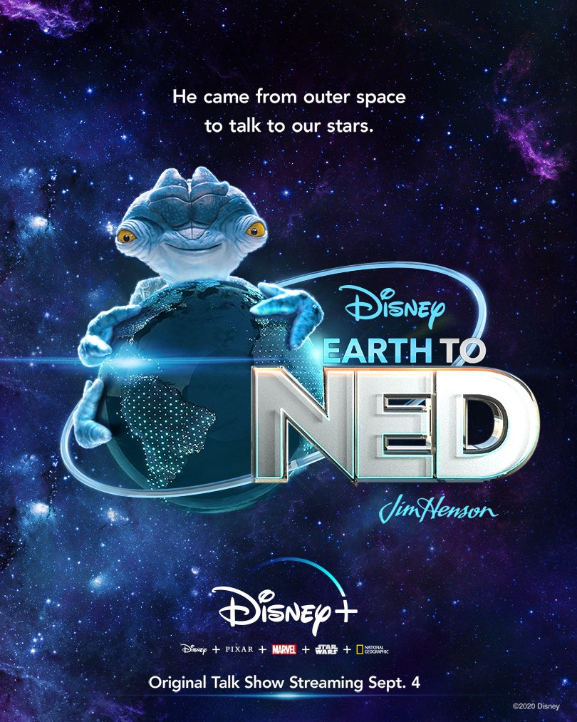 Earth to Ned - Poster