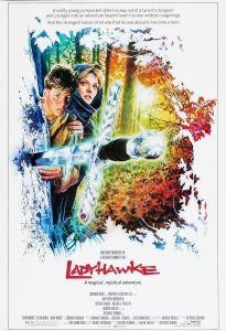 Ladyhawke Poster