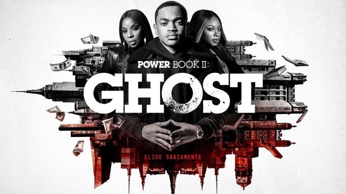 Power Book II - Ghost