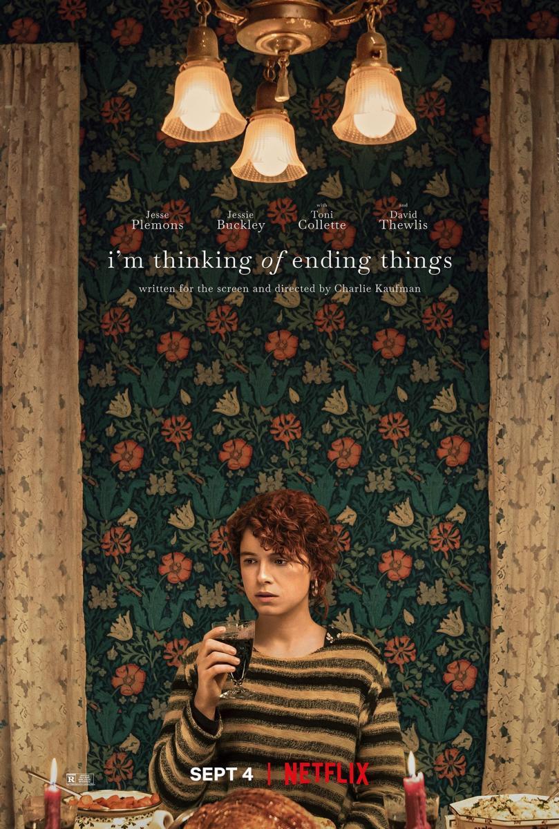 Pienso en el final: Avance y póster del film de Charlie Kaufman