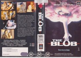 The_Blob_(1988) VHS