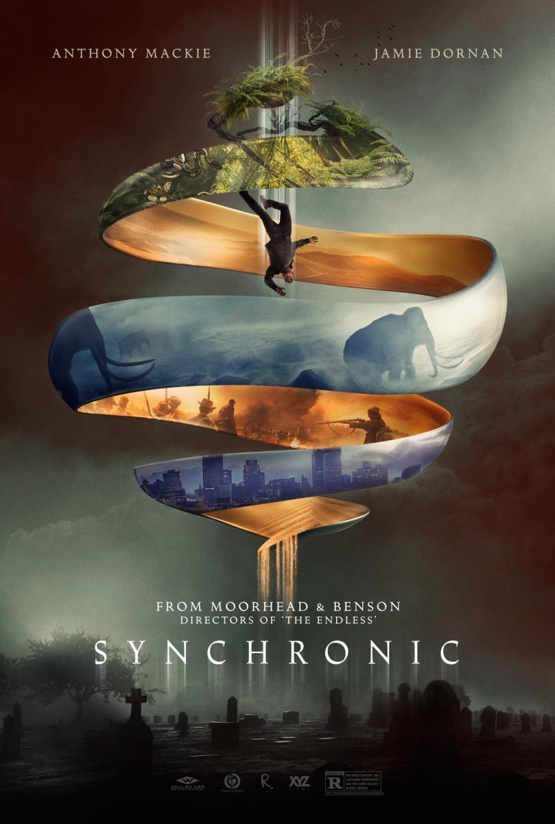 Synchronic: Avance del film protagonizado por Jamie Dornan y Anthony Mackie