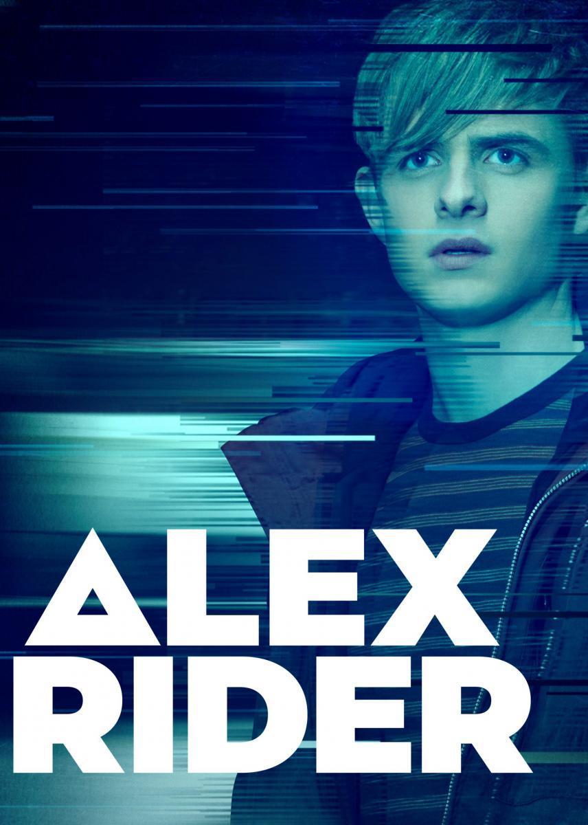 Alex Rider: Las aventuras de un espía adolescente en Amazon Prime Video