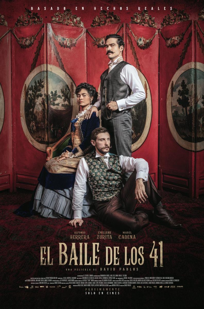 El baile de los 41: Avance del film protagonizado por Alfonso Herrera