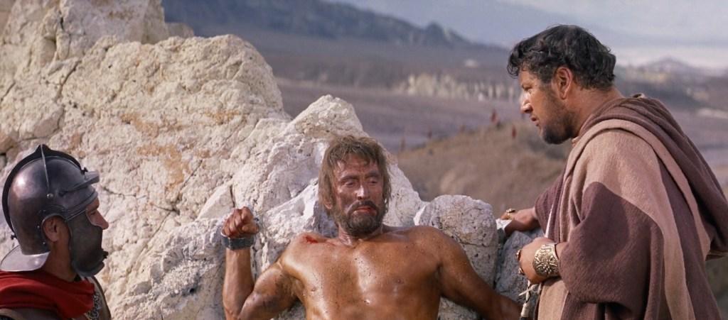 """Inmenso Bastardo N°6: """"Espartaco"""" (1960), de Stanley Kubrick"""