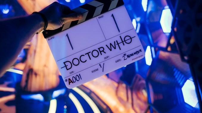 Doctor Who: Comienza el rodaje de la 13ra temporada