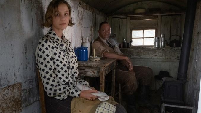 La excavación: Avance y primeras imágenes del film protagonizado por Carey Mulligan y Ralph Fiennes