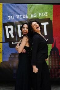 Mariel Percossi y Lula Rosenthal