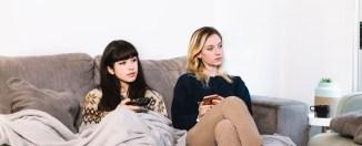 Redes Sociales y Television - Sofá, mantita y Twitter
