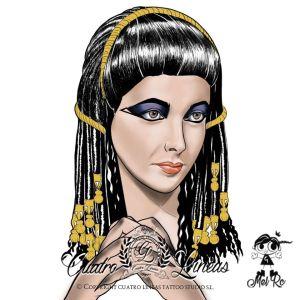 cleopatra neotradicional