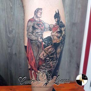 3 15 batman tatuaje friki, tatuaje batman, tatuaje superman, tatuaje, tattoo, tatuaje madrid, tatuaje carabanchel