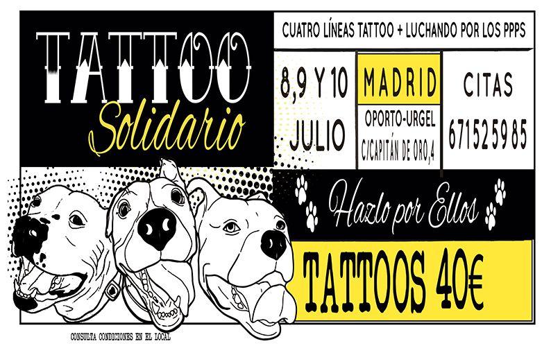 tatuaje solidario madrid, tatuaje linea fina madrid, tatuaje solidario, tatuaje barato madrid, tatuaje oferta madrid