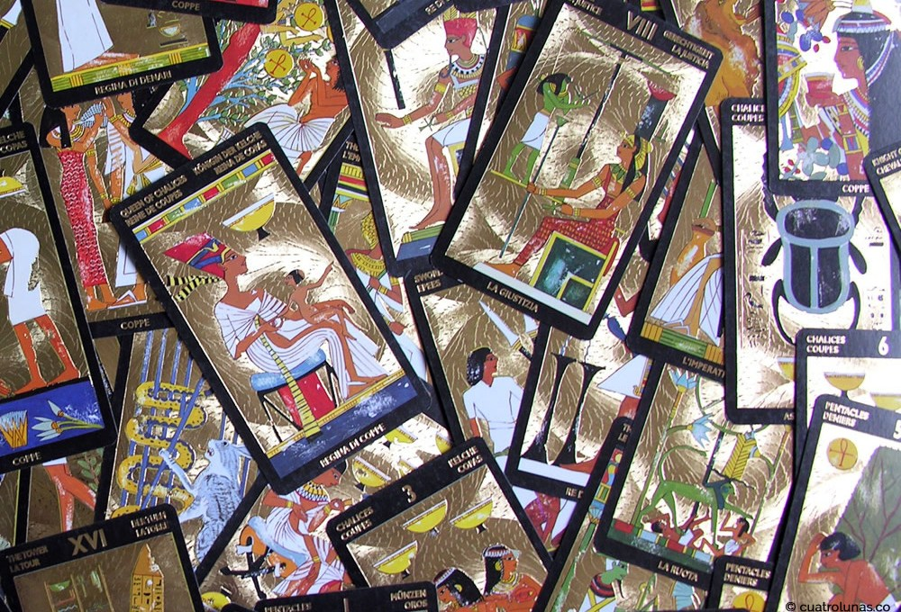 Entrevista al Tarot de Nefertiti