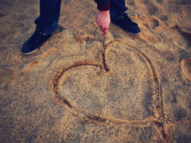 Dejando ir a alguien con amor