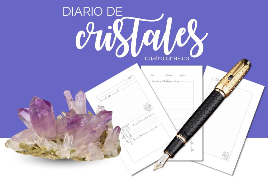 Diario Cristales Imprimir PDF Gratis