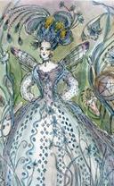 paulina tarot queen of pentacles