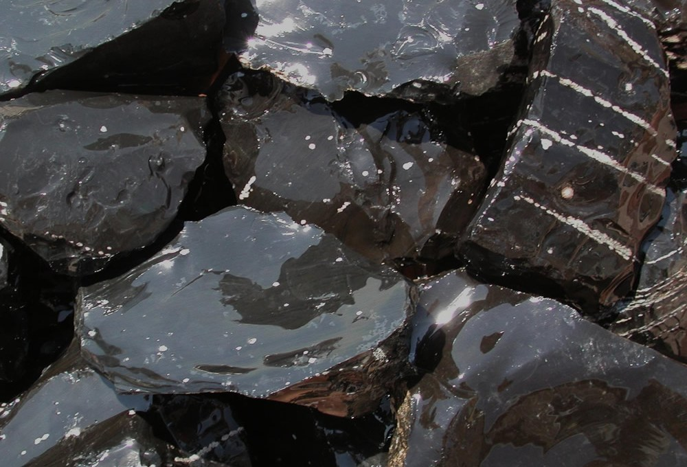 Disolviendo la energía negativa con obsidiana