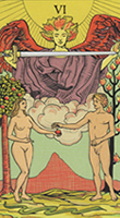 After Tarot The Lovers