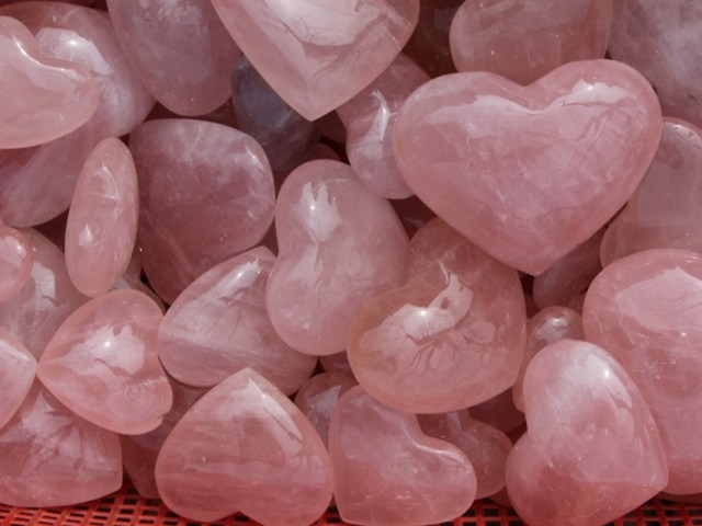 Combinaciones de cristales para el amor