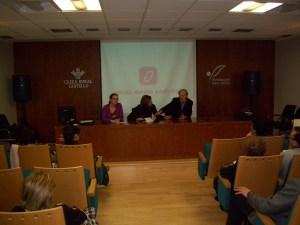 Charla sobre las redes sociales en Castellón