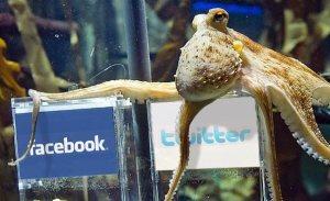 La selección española y las redes sociales