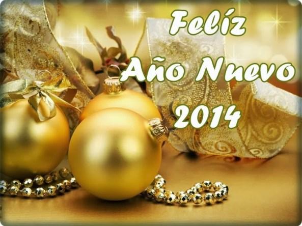 Feliz 2014 lleno de ilusiones renovadas