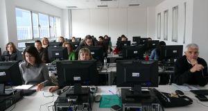Formación a desempleados en Vinaros sobre redes sociales