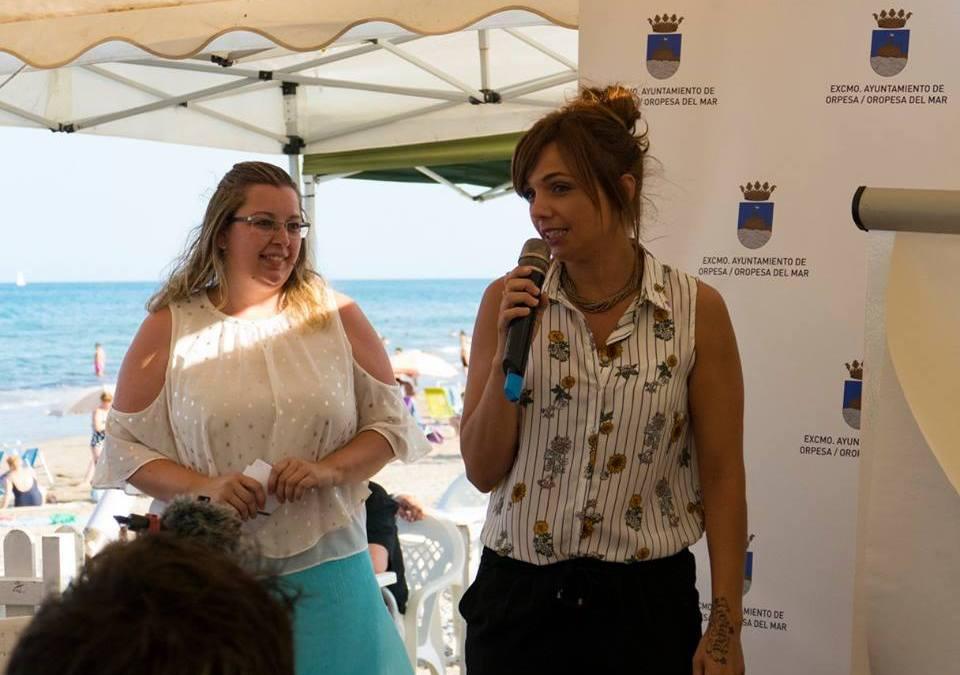 #Beachemprende en Oropesa del Mar un éxito de ponentes y asistentes.