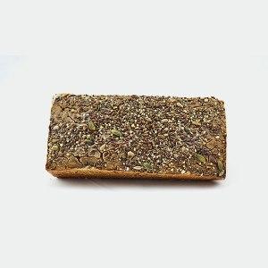 Pan de sarraceno con semillas sin gluten