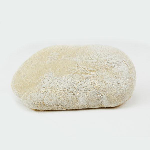 Molletes de Trigo con masa madre de trigo ecológica.