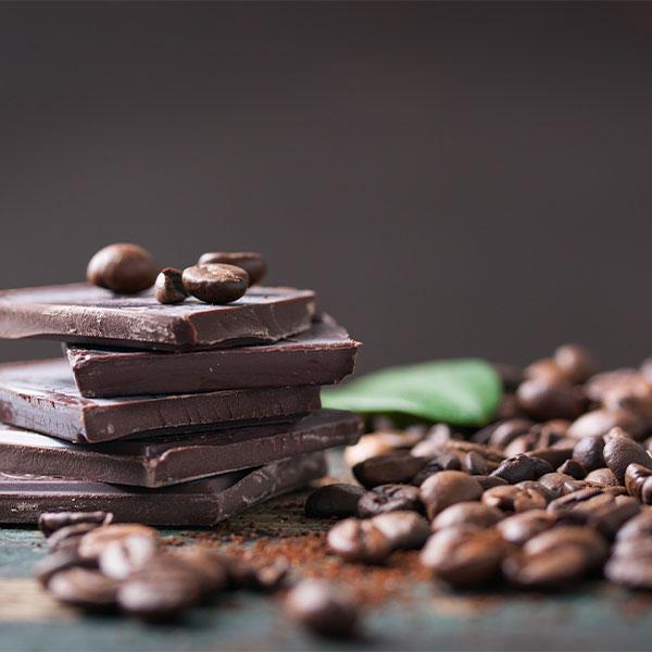 tableta de chocolate negro criollo forastero